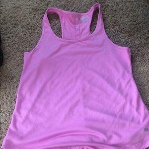 Woman's workout tank top